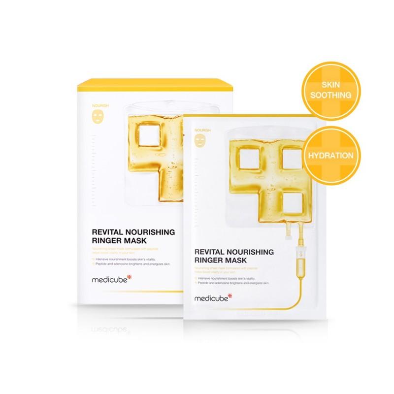 Medicube Revital Nourishing Ringer Mask, 5 sheets