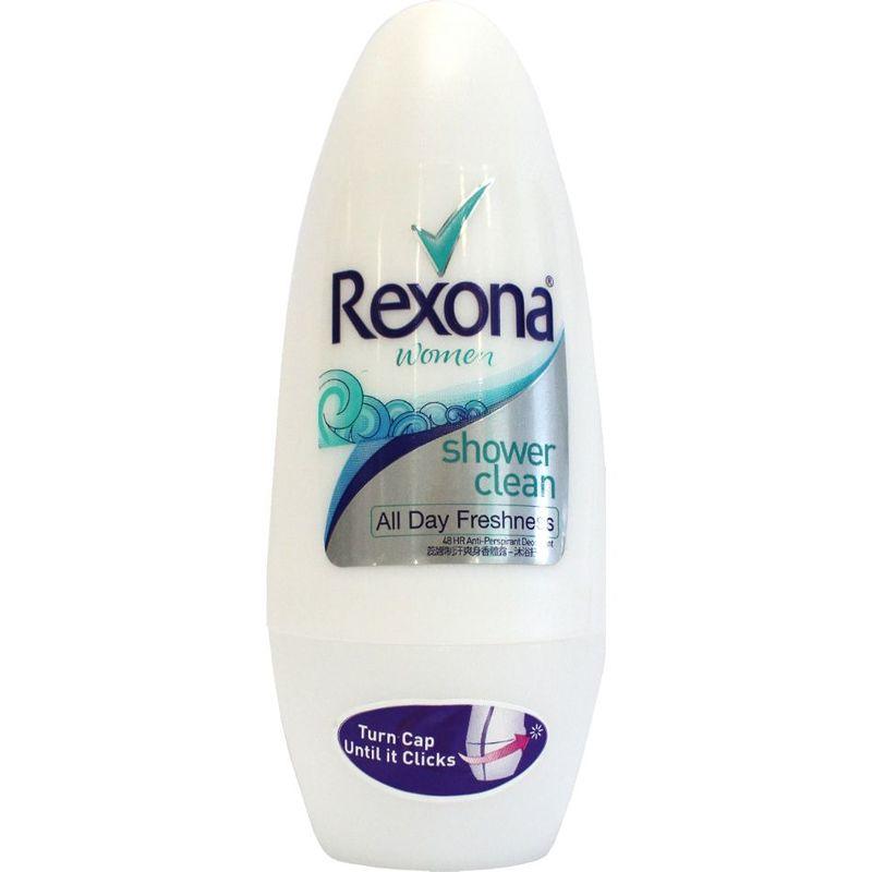 Rexona Women Roll-On Shower Clean, 40ml
