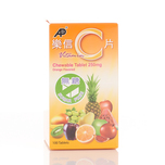 Advance Chewable Vitamin C - Orange 100pcs