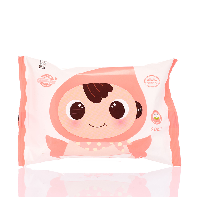 Soondoongi Frag Free Wet Tissue 20pcs