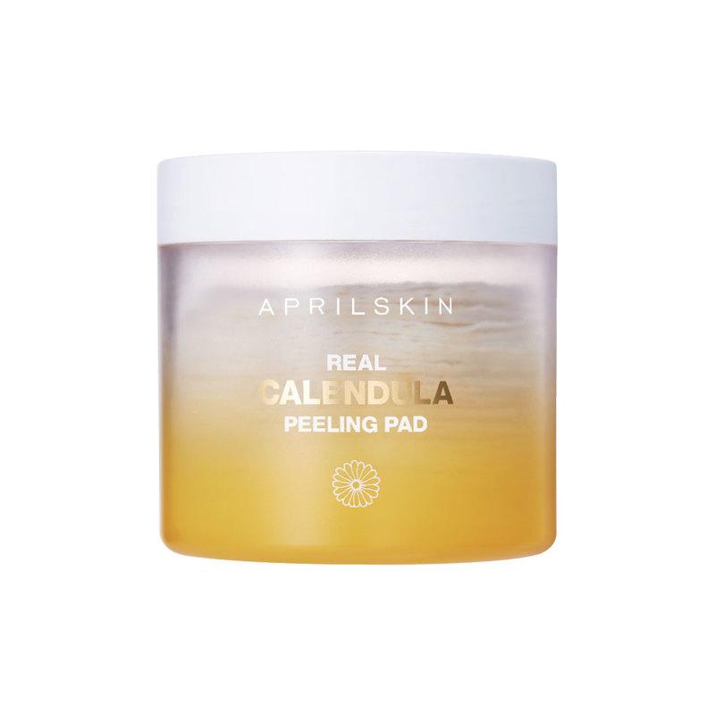 Aprilskin Real Calendula Peeling Pad, 120g