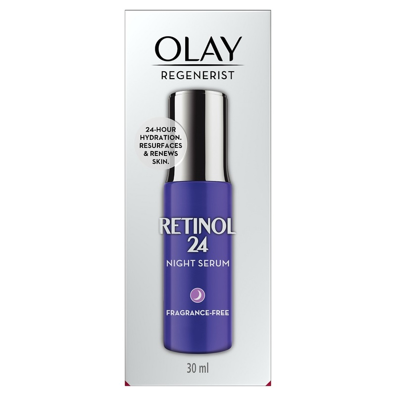 Olay Regenerist Retinol24 Night Serum Fragrance-Free 30 ml