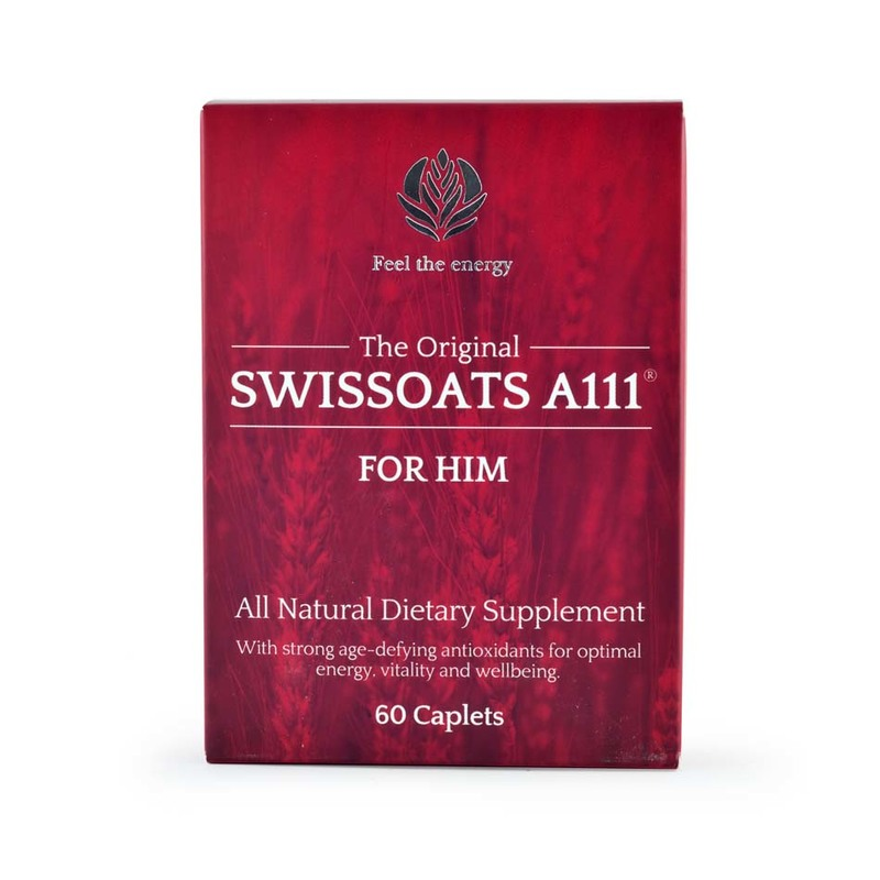 Swiss Oats A111 For Him 60caps