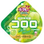 Cororo Muscat Juice Soft Candy 48g