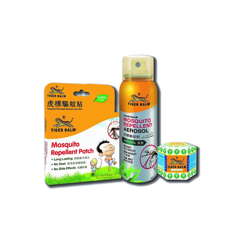 Tiger Balm Family Care Kit 1s