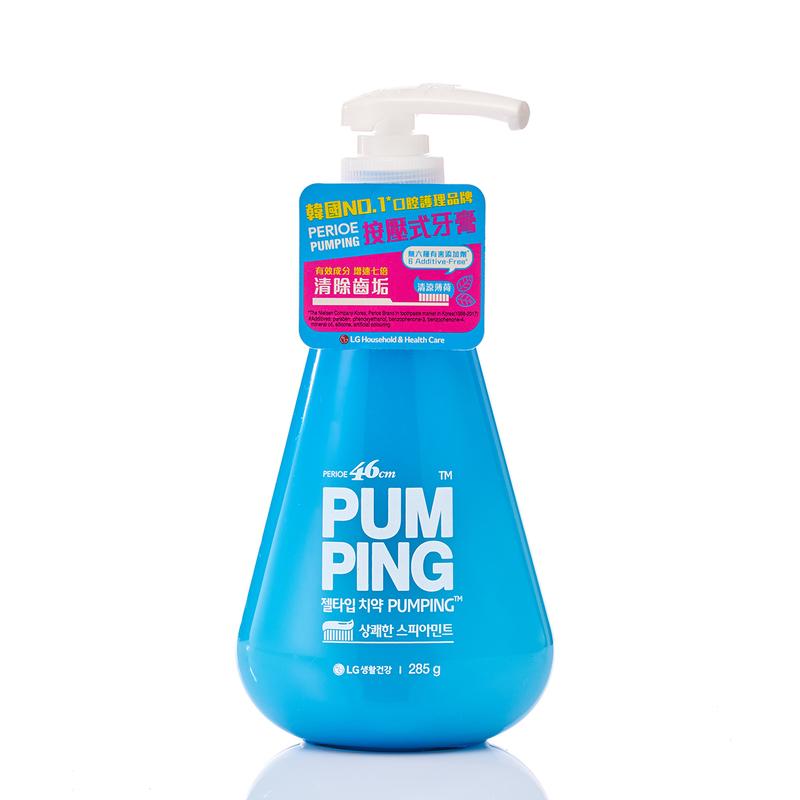 Perioe 46Cm Pumping Toothpaste 285G_Mint