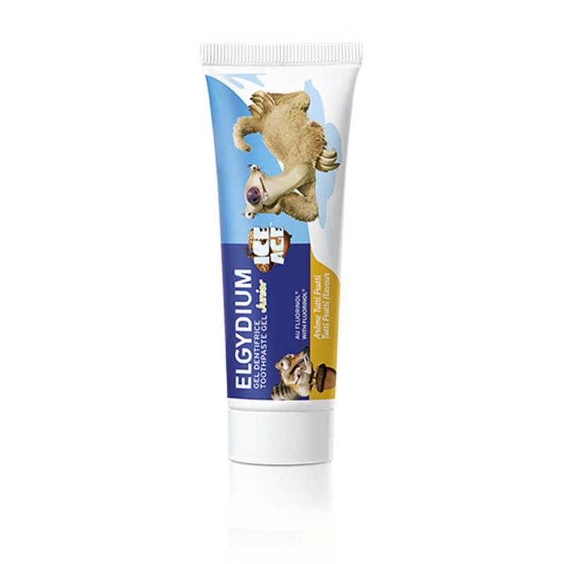 Elgydium Junior Tutti Frutti Toothpaste, 50ml