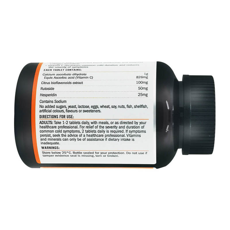 Pretorius One-A-Day Vitamin C 1000mg, 50 tablets