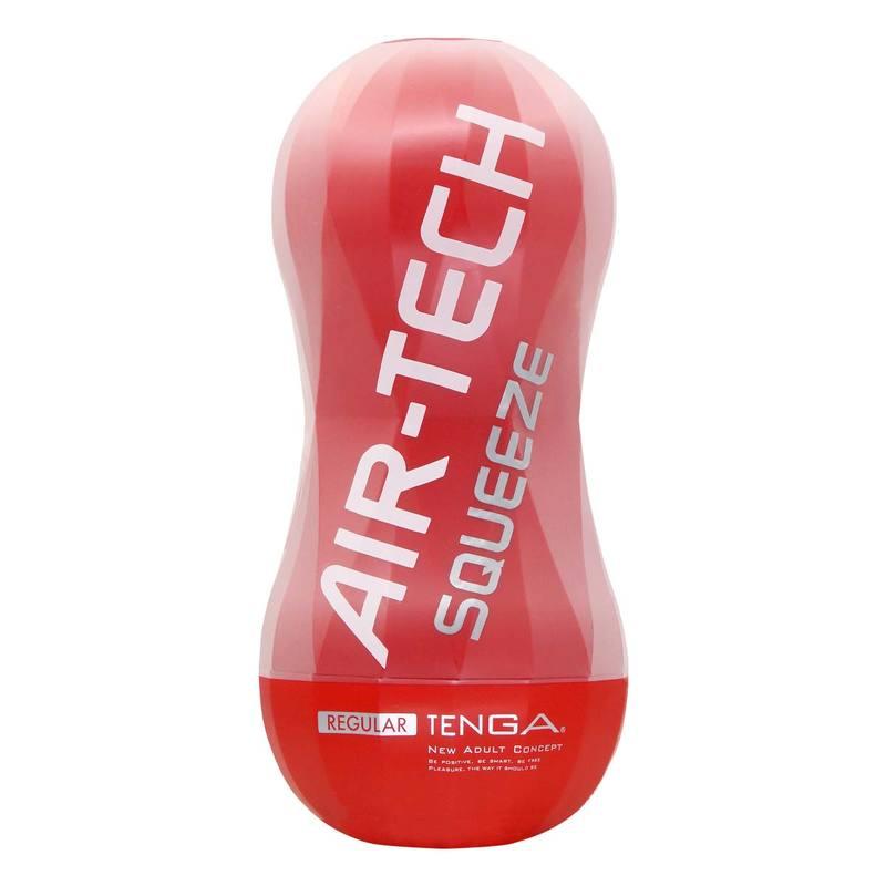Tenga Air-tech Squeeze Reusable Vacuum Cap Regular 1pc