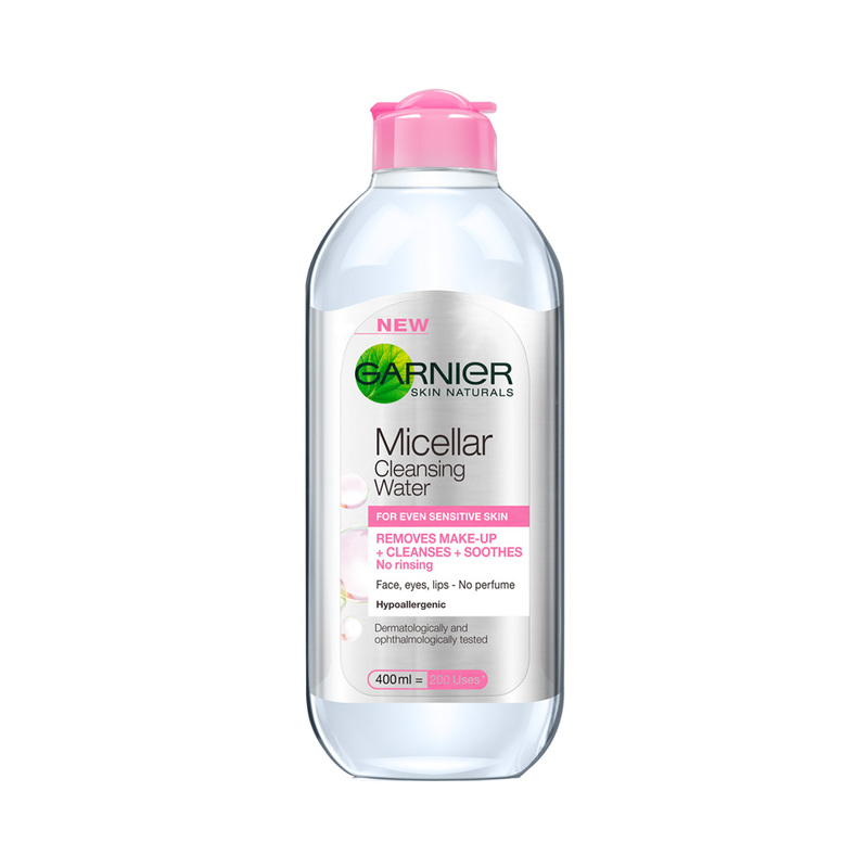 Garnier Cleansing Micellar Water, 400ml