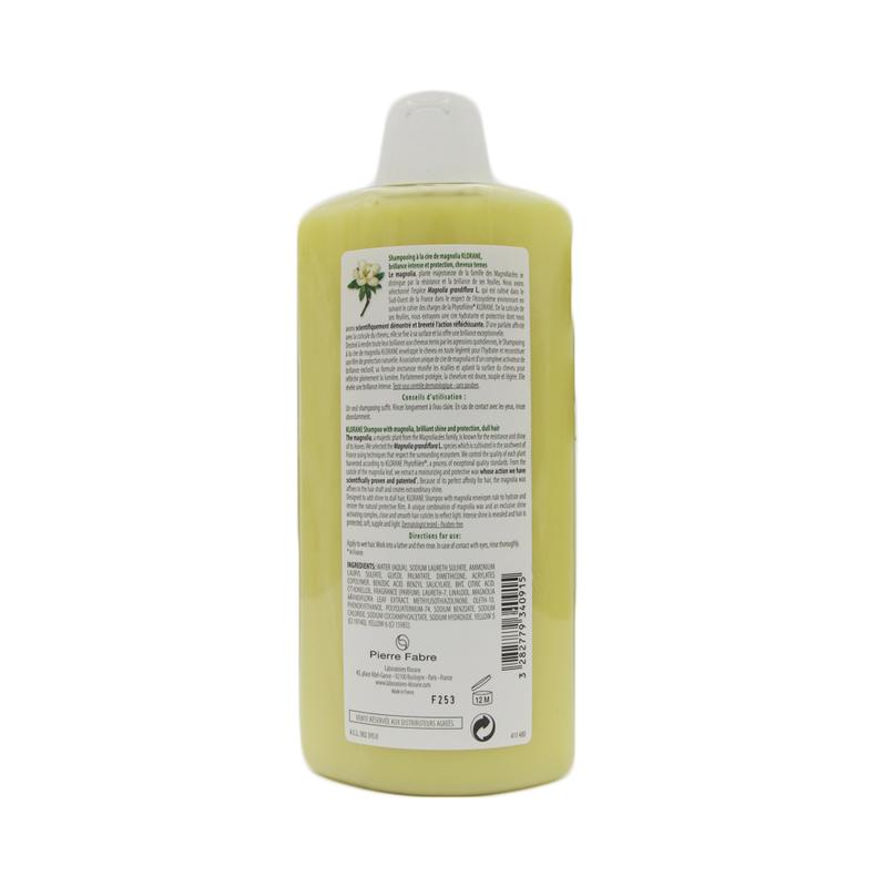 Klorane Magnolia Shampoo, 400ml