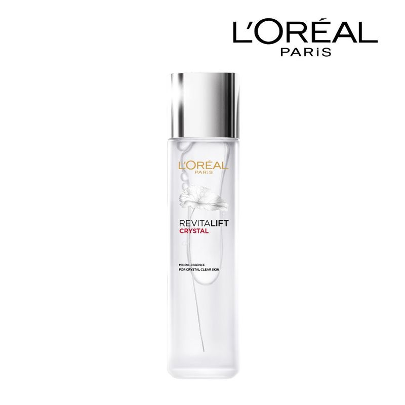L'Oreal Paris Revitalift Crystal Micro-Essence Water 130ml