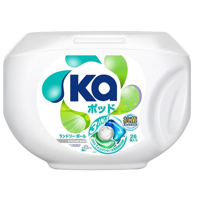 Ka Laundry Capsules 26pcs -F