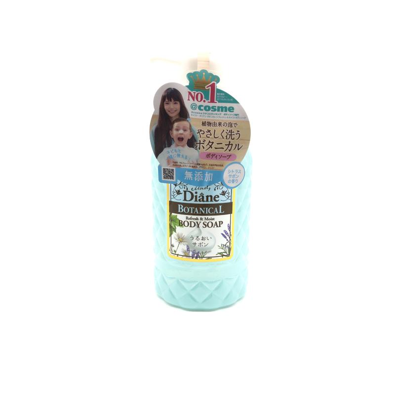 Moist Diane Botanical Refresh&Moist Body Soap 500mL