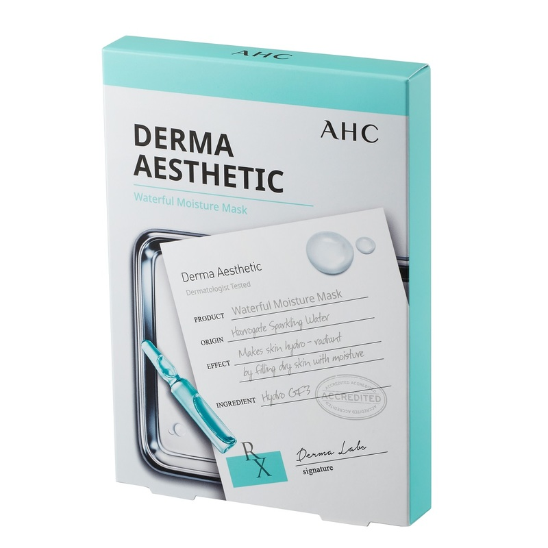 AHC Derma Aesthetic Waterful Mask 5pcs