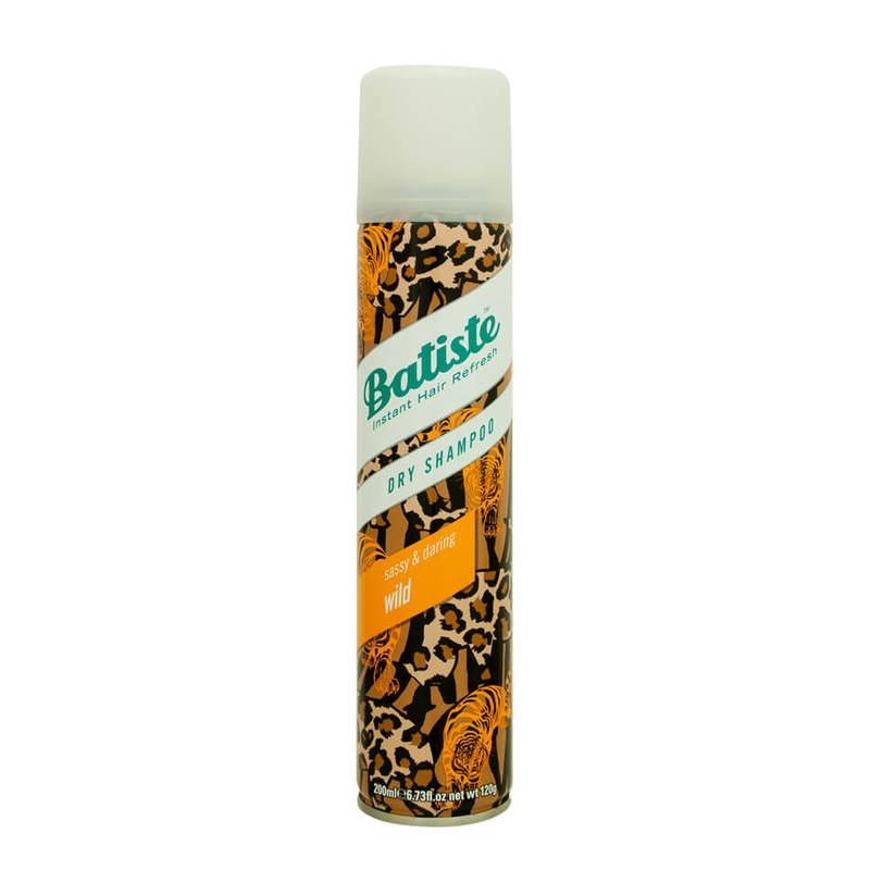 Batiste Dry Shampoo Wild, 200ml