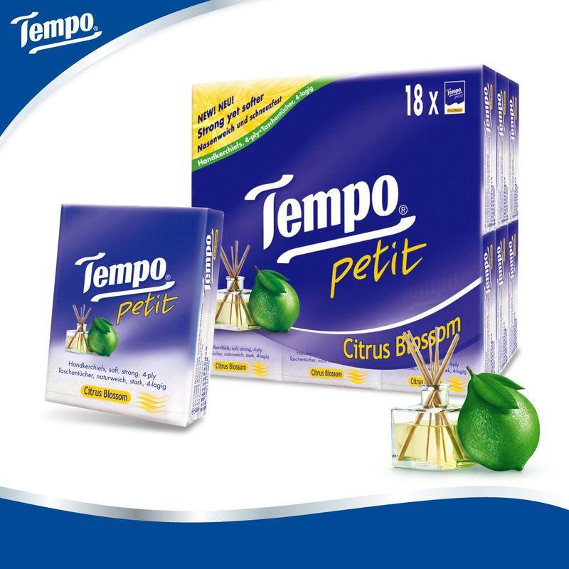 Tempo Petit Citru Bloss Ts 7pcs X18bags