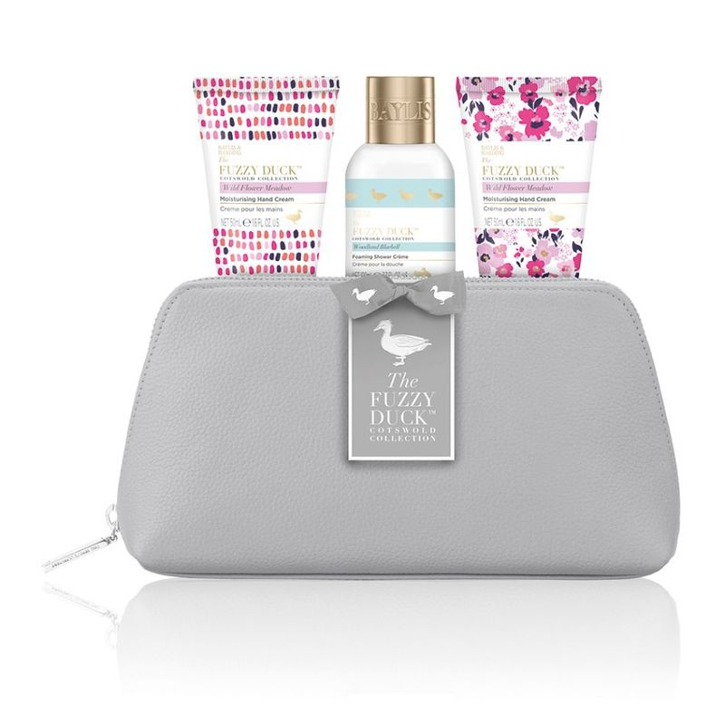 Baylis & Harding Fuzzy Duck Cotswold Floral Wash Bag