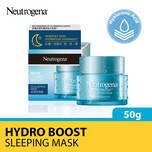 Neutrogena Hydro Boost Night Concentrated Sleeping Pack, 50g