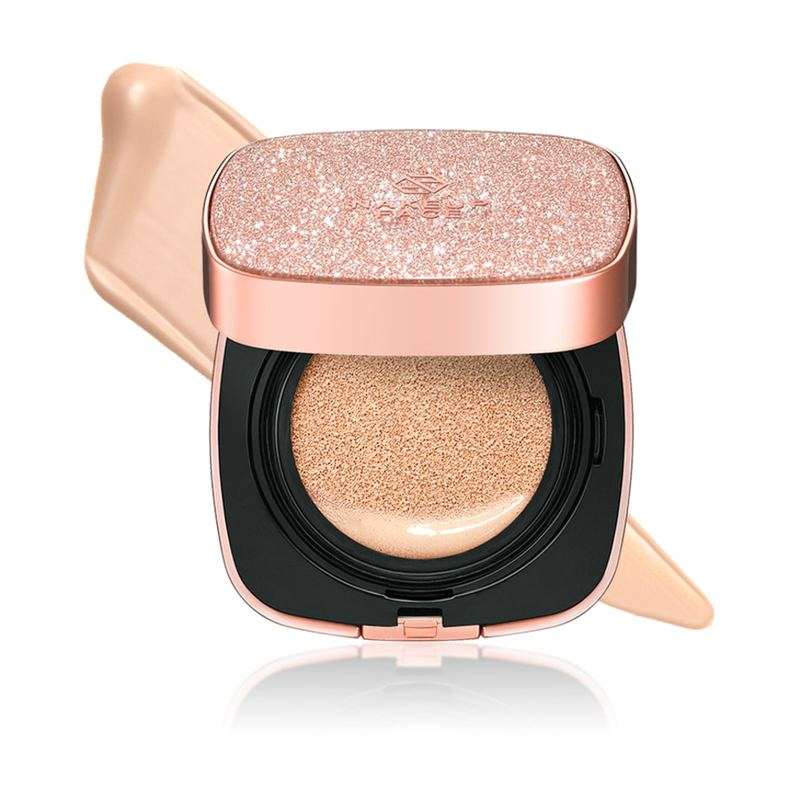 Nakeup Face One Night Cushion No.02 Beige Nude