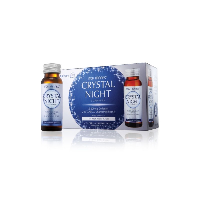 Itoh Hanako Crystal Night With Gaba, 10+3 pcs