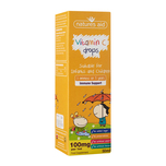 Natures Aid Vitamin C 100Mg Drops For Infants & Children