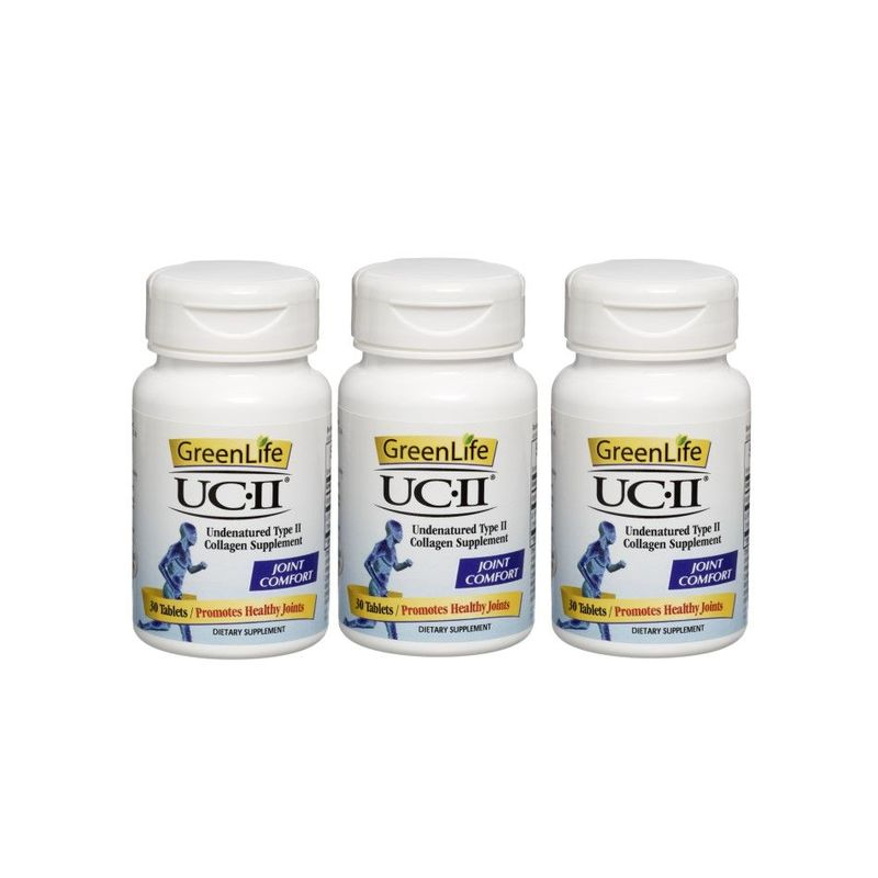 GreenLife UC-II Triple Pack