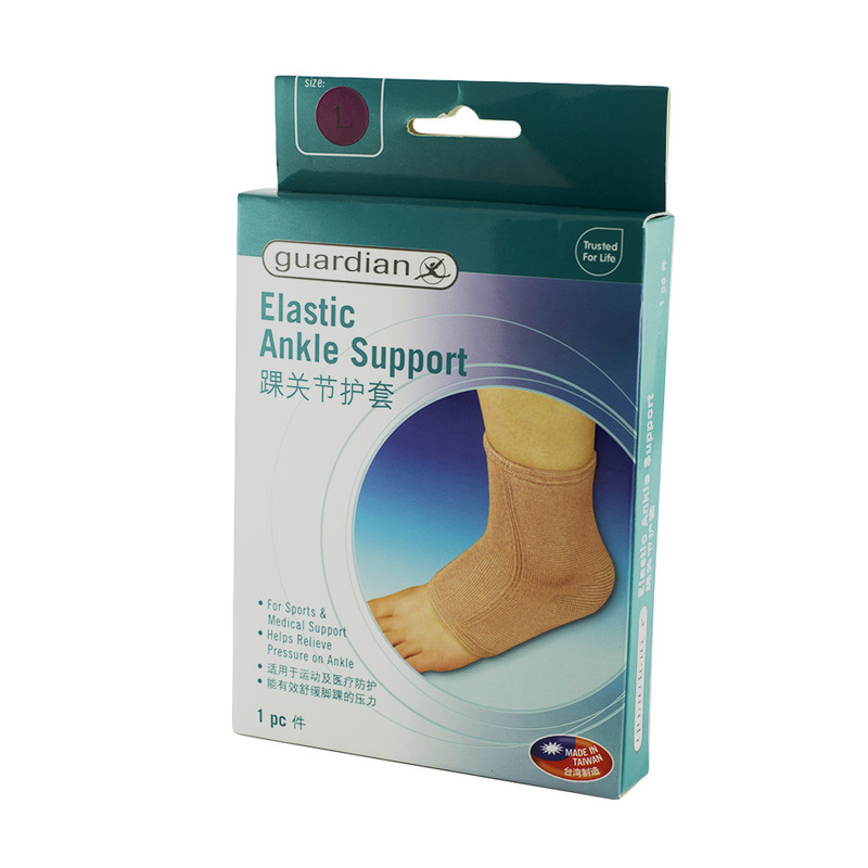 Guardian  Elastic Ankle Support L