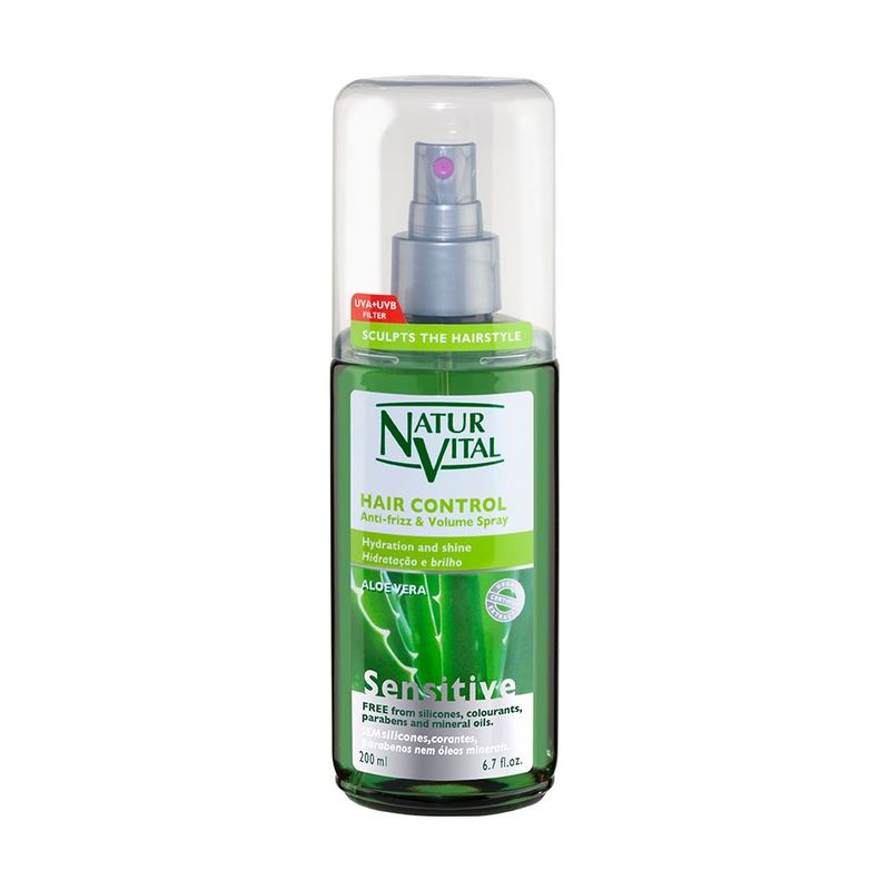 Natur Vital Sensitive Leave in Conditioner, 200ml