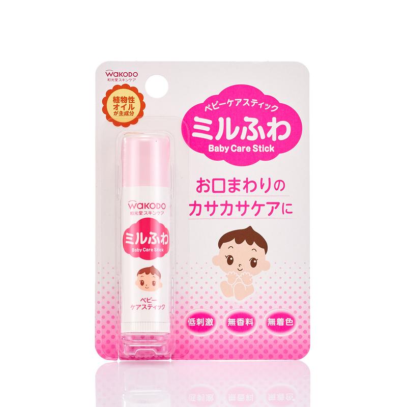 Wakodo Baby Lip Cream 5g
