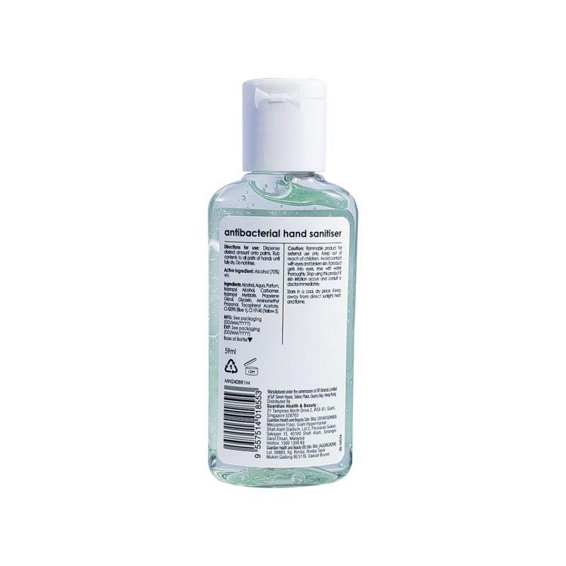 Guardian Antibacterial Hand Sanitiser 59ml