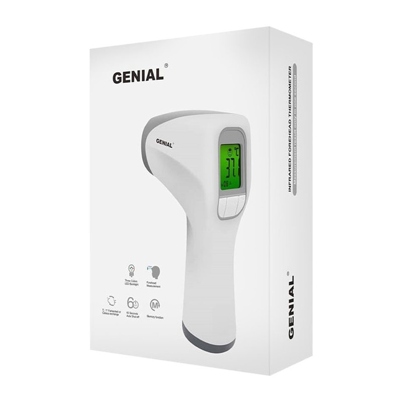 Genial Infrared Forehead Thermometer