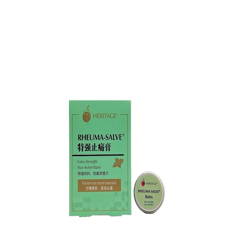 Heritage Gold Rheuma-Salve Balm, 4g