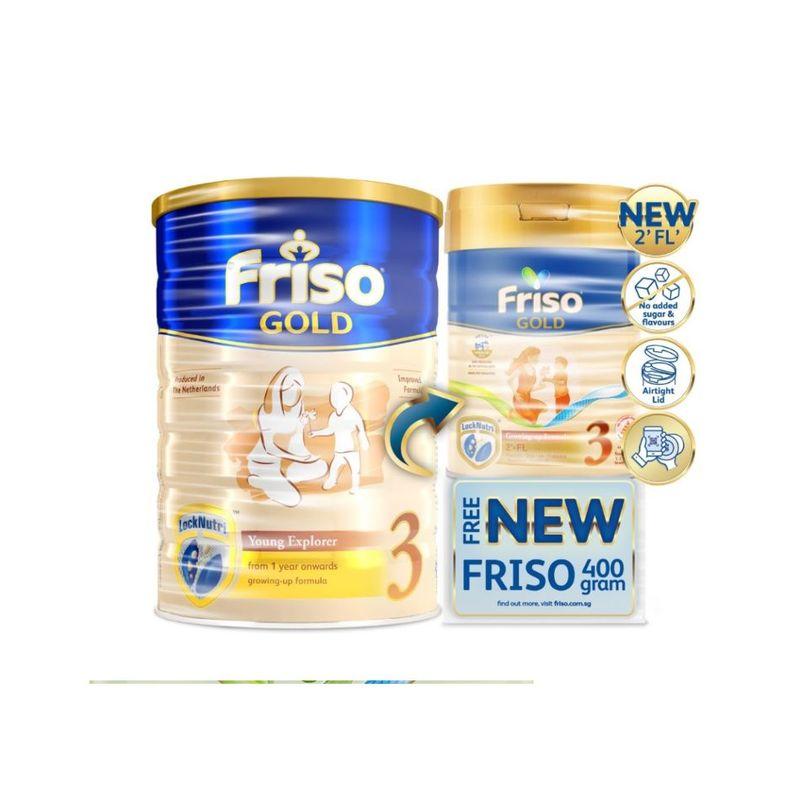Friso Gold 3 1.8Kg+400g Tbundled Pack