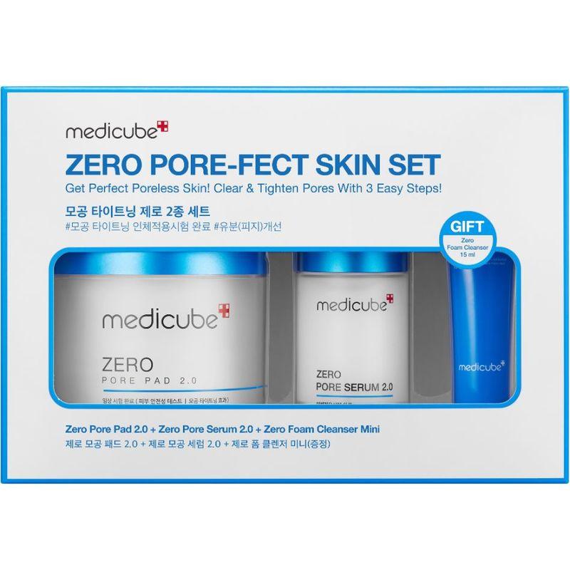 Medicube Zero Pore-fect Skin Set