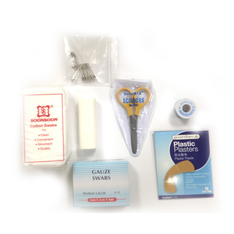 Guardian Basic First Aid Kit Travel