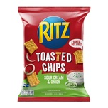 Ritz Toasted Chip(Sour Cream & Onion) 45g
