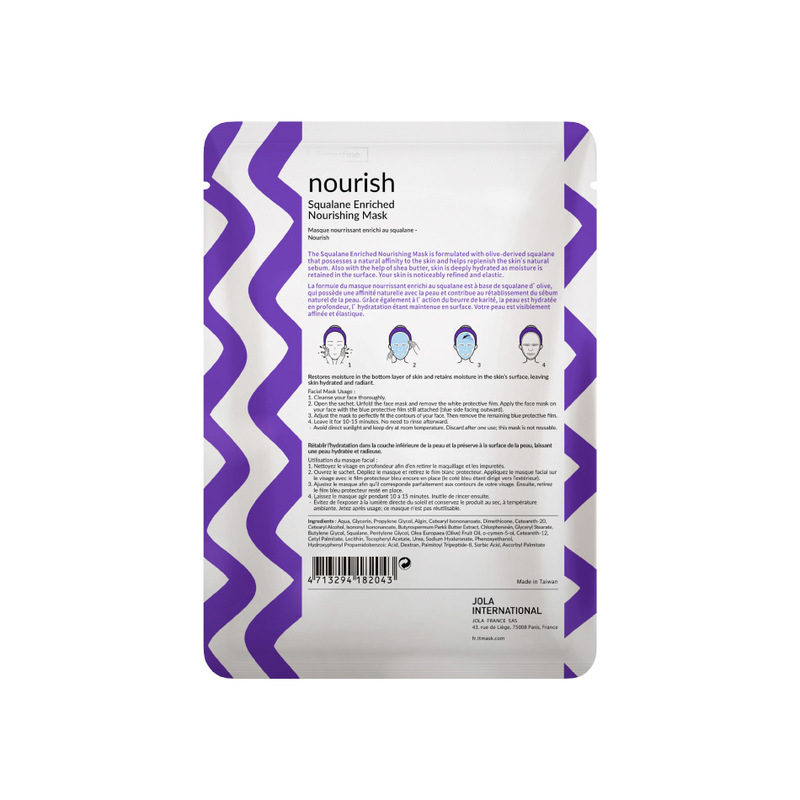 Timeless Truth NOURISH Squalene Enriched Nourishing Mask