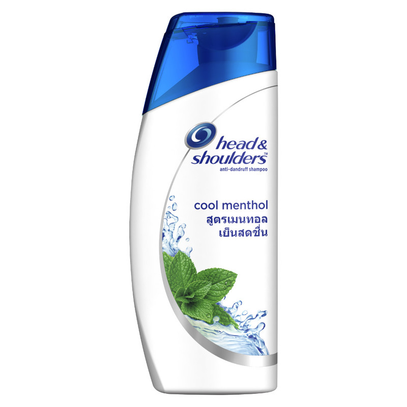 Head & Shoulders Menthol Shampoo, 70ml