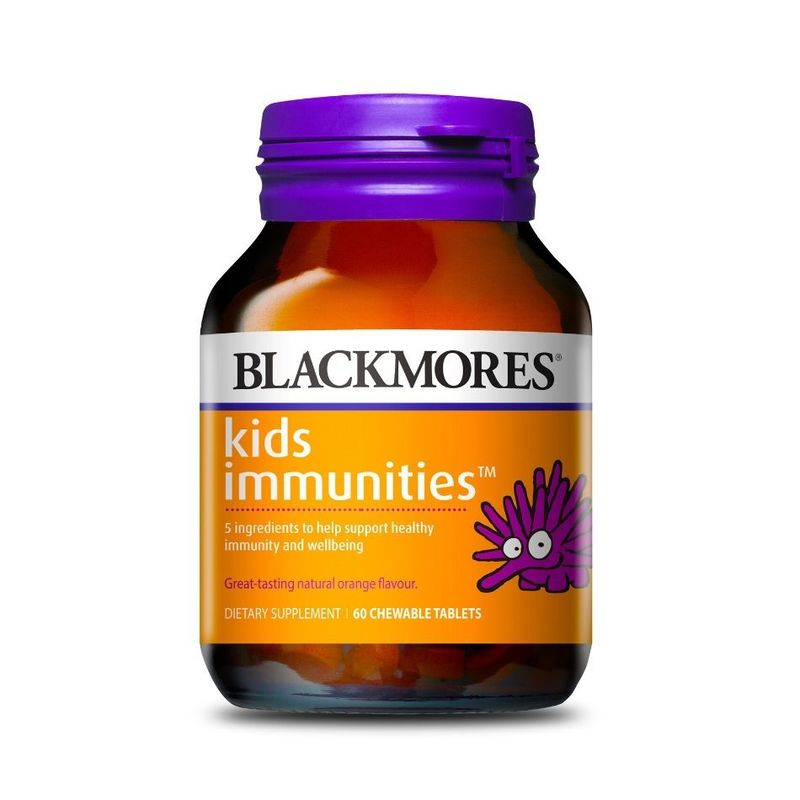 Blackmores Kids Immunities 60s