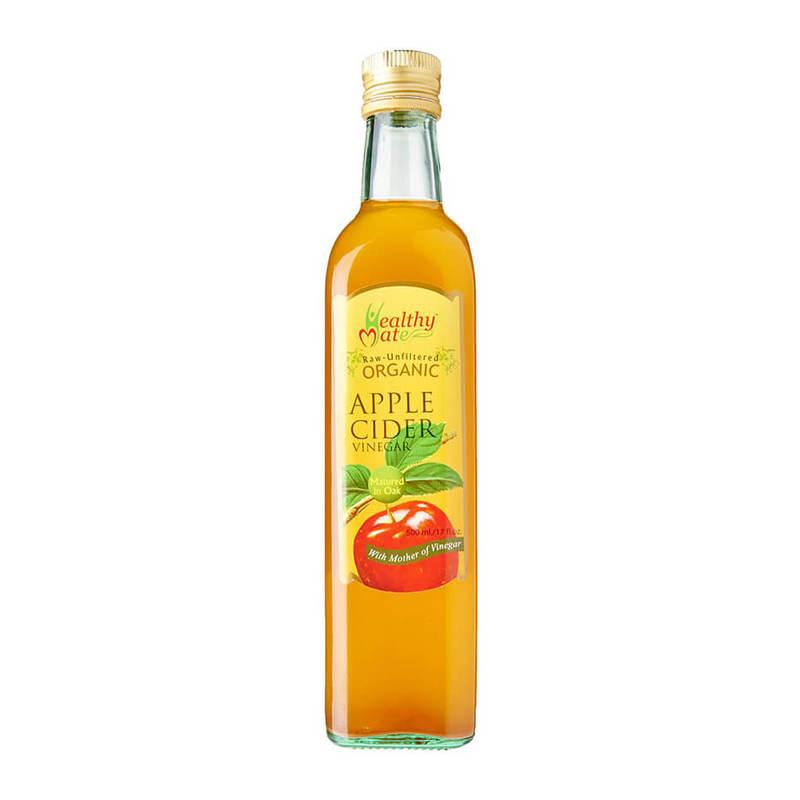 Healthy Mate Organic Apple Cider Vinegar, 500ml