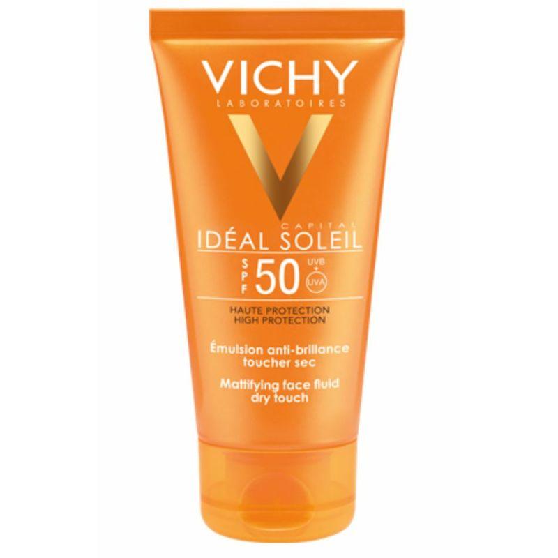 Vichy Capital Soleil Mattifying Dry Touch Sunscreen SPF 50+ 50ml