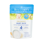 Bellamys Baby Rice (Gos) 125g