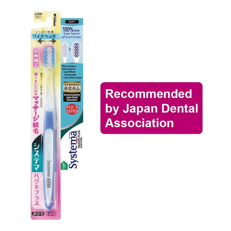 Systema  Haguki Plus Toothbrush - Soft
