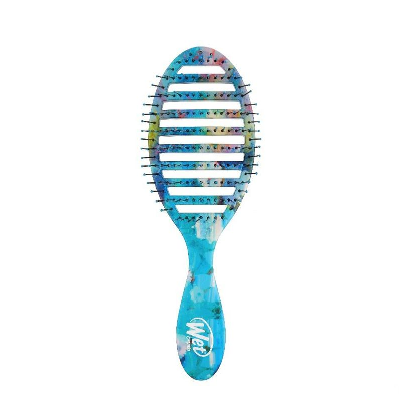 Wet Brush Speed Dry NF Blue Floral