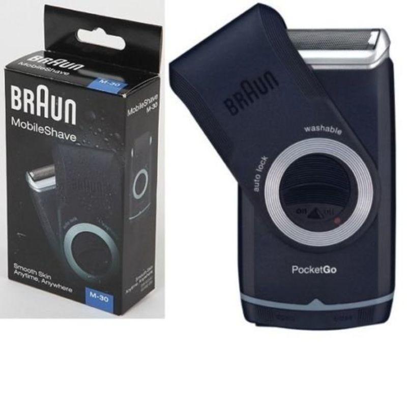 Braun  Mobile Shave M30, 1s