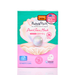 Happy Mask Pearl Brightening Facial Mask 10pcs