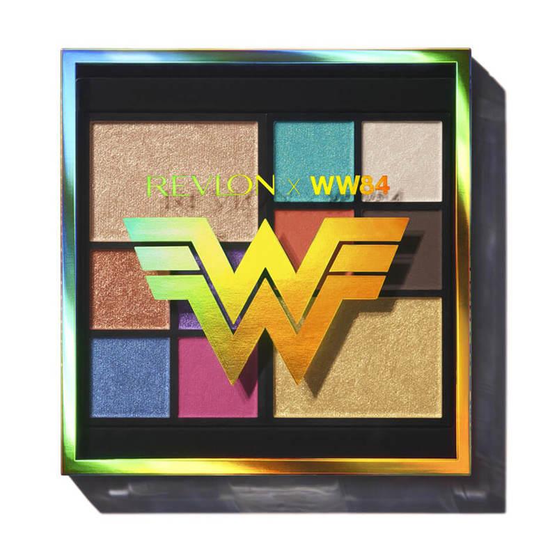 Revlon X WW84 Wonder Woman Face & Eye Palette