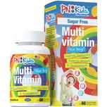 PNKids Multivitamins + Minerals Sugar-Free Boys, 60 Gummies