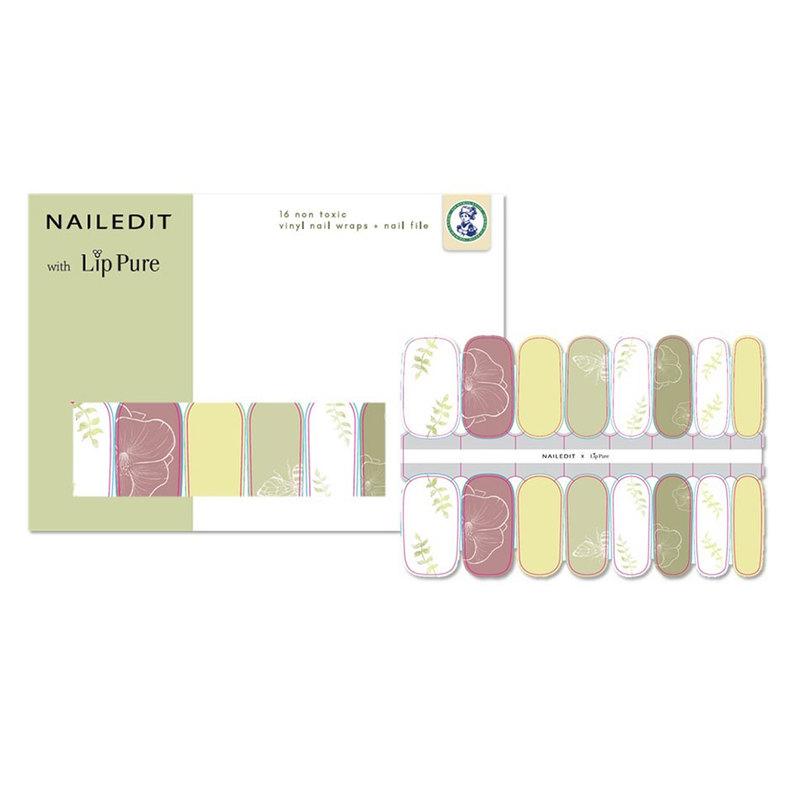 Mentholatum Nail Sticker Free Gift